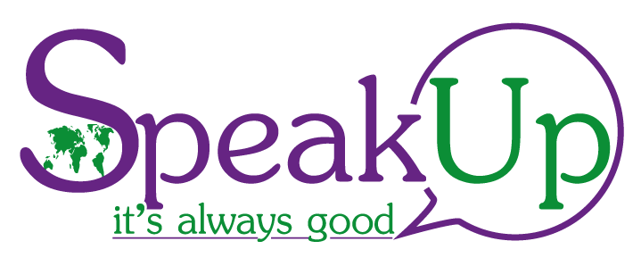 SpeakUp.ma | It's always good Logo